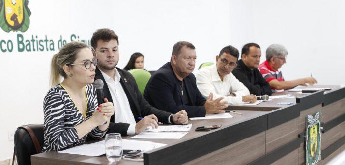 Audiência Pública para tratar de Regularização Fundiária Urbana e Rural no Município de Praina