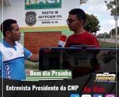 Edson Guerra, Presidente da Câmara Municipal de Prainha fala do Naci e dos Serviços em andamento do Poder Legislativo Municipal
